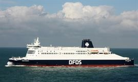 DOVER Seaways has just carried the one millionth DFDS freight unit of 2016 on routes from Dover to Calais and Dunkerque. © Russell Plummer