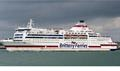 Brittany Ferries vessel NORMANDIE leaving Portsmouth for Caen-Ouistreham on the Western Channerl's busiest route. © Russell Plummer