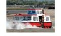 Passenger ferry WYRE ROSE crossing the Wyre Estuary © Wyre Marine Services