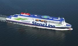 It's official: the first quartet will operate on the Irish Sea - © Stena Line