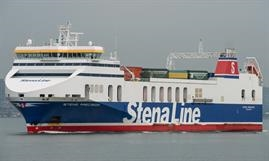 STENA PRECISION and PERFORMER will adopt their as-built names and boost capacity on Seatruck's Warrenpoint route © Frank Lose