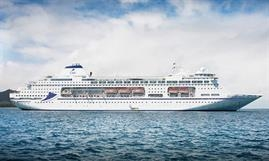 PACIFIC PEARL will emerge as COLUMBUS for cruises from Tilbury - © CMV