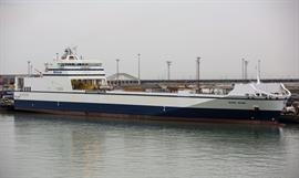 P&O Ferries is experiencing robust customer demand on the Zeebrugge-Teesport route © J.J. Jager