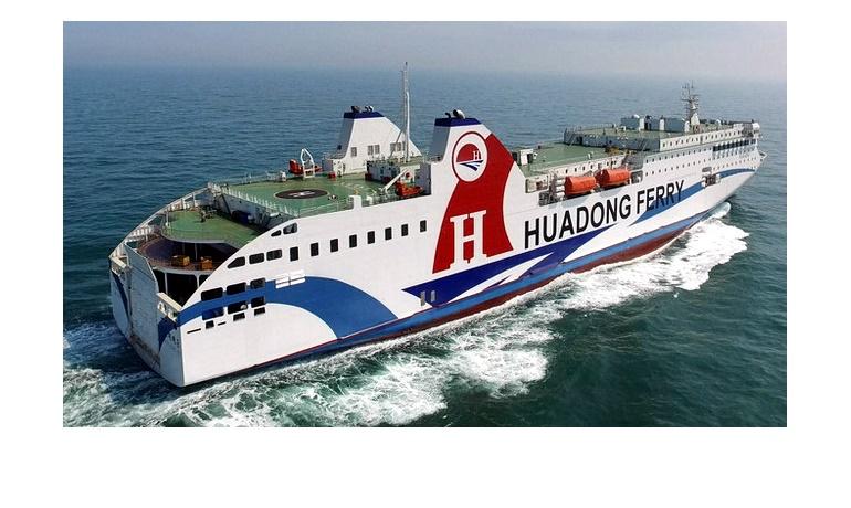 First newbuilt ro-pax ferry for China - Korea | Shippax