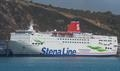 STENA EUROPE will be back in service between Fishguard and Rosslare later than first expected © Frank Lose
