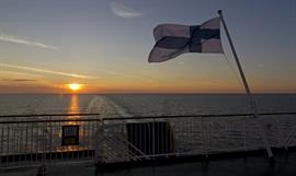 A long strike of Finnish seafarers could potentially pararalyse the country's economy © Marko Stampehl