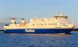 FINNCLIPPER will be chartered out to Baleària © Jukka Huotari