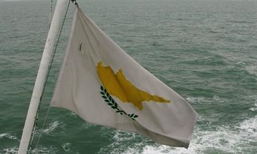 The Cypriot flag will be hoisted on P&O Ferries' entire Dover fleet © Philippe Holthof