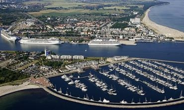 Port of Warnemunde © Rostock Port / Nordlicht