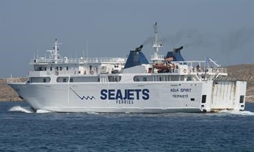 AQUA SPRIIT will be fully adatped to BC Ferries' requirements - © Frank Lose