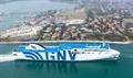 GNV BRIDGE will be introduced on the Palma-Ibiza-Barcelona route. © GNV