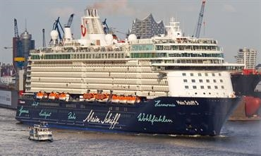 German cruise market on the rise thanks to the introduction of MEIN SCHIFF 5 and AIDAprima - © Marko Stampehl