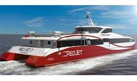 RED JET 7 will be a sister to the 2016-build RED JET 6 © Red Funnel