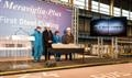 MSC Cruises' double ceremony at STX France © MSC Cruises