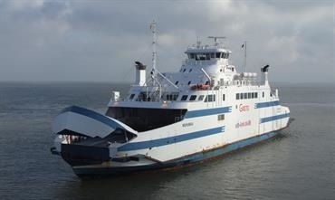A new single-ship Elb-Link is set to start on May 22 - © Christian Eckardt