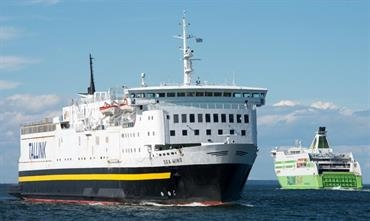Tallink is further fuelling the competition in the Gulf of Finland © Frank Lose