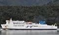 KAIARAHI is on long-term charter from Stena RoRo © Yoshiho Ikeda