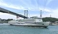 YAMATO joins sister ship SETTSU on the Kitakyushu (Shinmoji)-Kobe route. © Hankyu Ferry