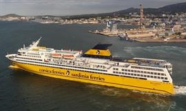 Corsica Ferries will connect the French mainland with Sicily © Jean-Pierre Fabre