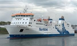 The Northern Isles ferry services link Aberdeen with Kirkwall (Orkney) and Lerwick (Shetland) and Scrabster with Stromness (Orkney). © Frank Lose