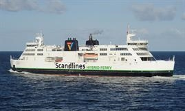 PRINS RICHARD was one of the ferries affected by the bomb hoax © Jukka Huotari