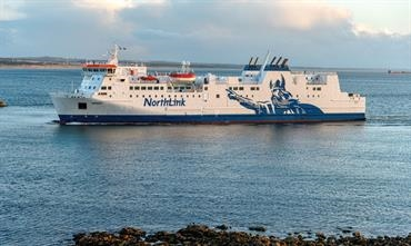 Only two bidders are left for the Northern Isles ferry contract © Maritime Photographic