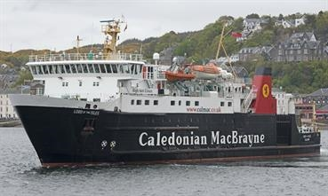 Audit Scotland warned for rising costs of ferries © Frank Lose