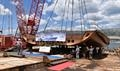 At the occasion of the keel laying ceremony of JANSSONIUS, Oceanwide's founder and shareholder Wijnand van Gessel hinted that up to two more expedition vessels could potentially be built by Brodosplit. © Brodosplit