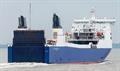 STENA FORETELLER will have a four-month spell on the Irish Sea © Christian Costa