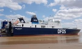 The fuel cells on board ARK GERMANIA will produce energy for the ship's hotel load. © DFDS