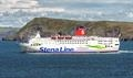 STENA EUROPE is expected back on the Fishguard-Rosslare route later this month © Maritime Photographic