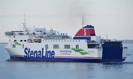 It's official: STENA FLAVIA and STENA LIVIA, ex- ETRETAT, will replace STENA GOTHICA and URD on the Travemünde-Liepaja route. © Uwe Jakob