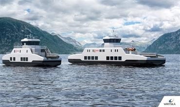 Boreal Sjø's newbuilds of separate designs ordered at Holland Shipyards Group © Wärtsilä Ship Design