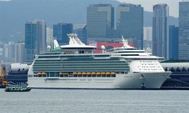 MARINER OF THE SEAS 2.0 will be redilivered soon © RCI