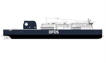 Illustration © DFDS
