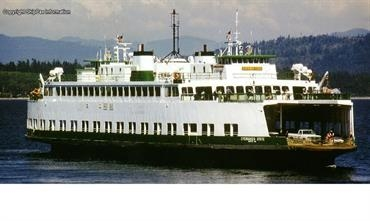 Washington State's 63-year-old ferry to start a new career