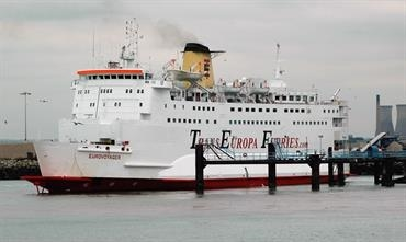 A new ferry service from Ramsgate? We believe it when we see it! © Philippe Holthof