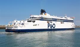 Limassol will become the new port of registry for SPIRIT OF FRANCE and BRITAIN © Marko Stampehl