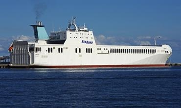 LIEKUT will make its first commercial voyage from Melbourne to Devonport on 2-3 April. © Dale Crisp
