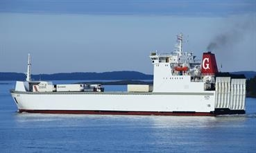 From the the Baltic to the Red Sea, Rederi AB Gotland has sold GUTE to UME. © Uwe Jakob
