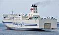 Stena RoRo has acquired YAMATO which will be converted in Europe next year © Uwe Jakob