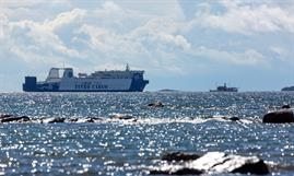 FINBO CARGO has helped to increase Eckerö Line's market share in the Finland-Estonia traffic © Marko Stampehl