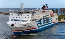 Polferries has purchased NOVA STAR which operates the Gdansk-Nynäshamn route © Christian Costa