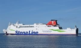 STENA NORDICA will be back on the Karlskrona-Gdynia route at the end of this month, replacing STENA BALTICA. © Uwe Jakob