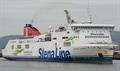 STENA LAGAN is the first Visentini to be lengthened and is expected to arrive at Sedef Shipbuilding in spring 2020 © Frank Lose