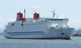 SILVER QUEEN left Miyako for Yokohama on 12 February. © Tsuyoshi Ishiyama