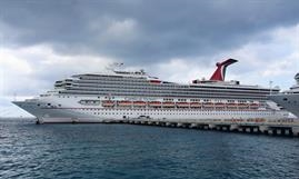 CARNIVAL VICTORY will be renamed CARNIVAL RADIANCE following her 2020 refurbishment © Kai Ortel