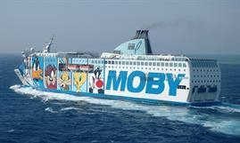 MOBY WONDER and MOBY AKI are expected to be handed over to DFDS during the second half of October © Philippe Holthof
