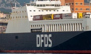 DFDS is further fuelling competition in the northern Italy-Patras trade. © Frank Lose