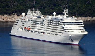 SILVER MUSE is the latest addition to the Silversea fleet © Neven Jerkovic